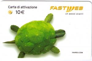 carta attivazione fastweb mobile