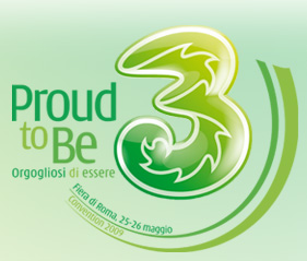 Proud to Be 3 Italia - Convention H3G
