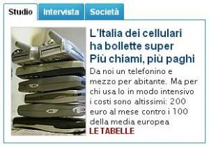 La Repubblica, sabato 22 settembre 2009