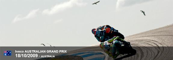 MotoGP Australia - Phillip Island 2009