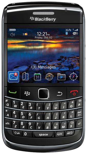 RIM Blackberry Bold 9700 Onyx