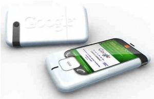 Google Phone, i primi prototipi