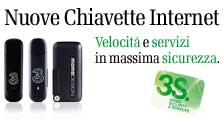 Internet Key 3S 3 Italia