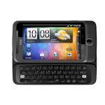 HTC Desire Z con tastiera QWERTY (clicca per ingrandire)