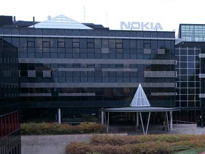 La sede Nokia