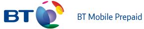 BT Mobile prepaid