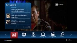 Swisscom TV - News