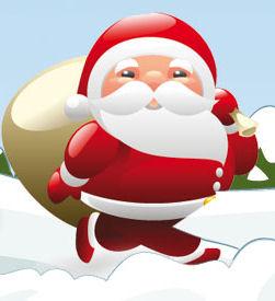 Vodafone Santa