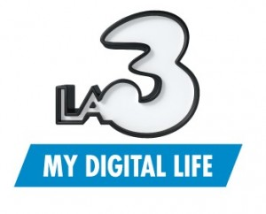 La3 Logo (2012 new)