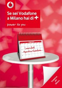 Vodafone per Milano