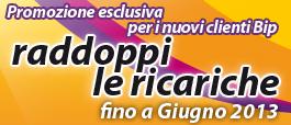 Bip Promo Ricarica