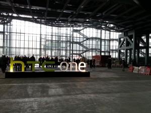 htc one, la presentazione a Roma