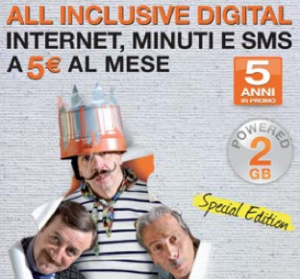 Wind All Inclusive Digital
