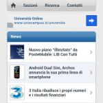 HTC one - navigazione 2