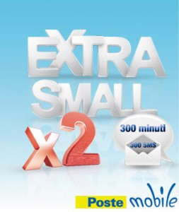 Poste Extra Small X2