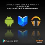 Google Play con Wind