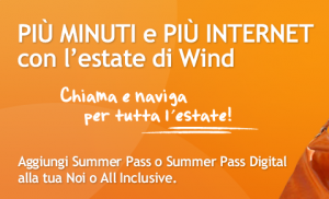 Summer Pass Wind