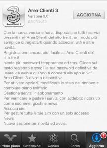 Area Clienti 3 versione 3.0