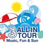 3 All-In Tour - Estate 2013