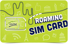 InterRail Roaming Sim Card