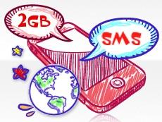 Vodafone Unlimited 2GB Luglio 2013
