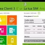 3 Italia rilascia la propria applicazione ufficiale anche per Windows Phone!