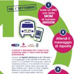 Biglietto SMS Treviso MOM