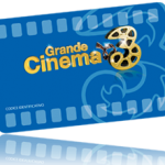 Grande Cinema 3, dal 1° novembre disponibile la Card Blu [Video Spot]