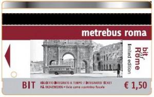 BIT - biglietto autobus ATAC Roma Capitale