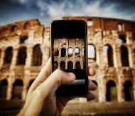 Colosseo smartphone