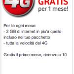 Extra 2GB 4G Attivazione online