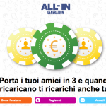 3, arriva il concorso All In Generation (ad invito)