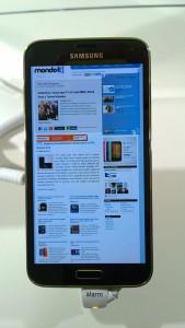Samsung Galaxy S5 - Mondo3
