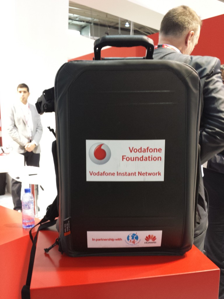 Vodafone Instant Network