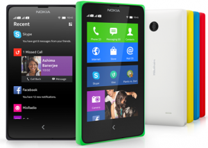 Nokia X Android MWC 2014