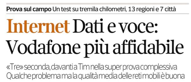 Giro d'Italia HiTech (Corriere)