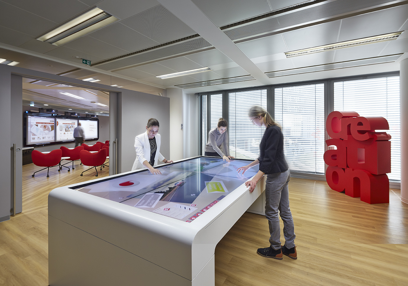 Vodafone Experience Center