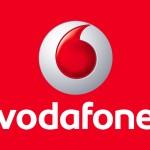 Vodafone logo (rosso)