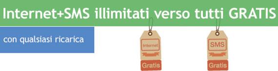 Lycamobile marzo 2014: internet e SMS illimitati gratis