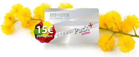 Nòverca Steel+ Donna (8 marzo 2014)