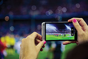 HTC One M8 - UEFA Europa League gratis