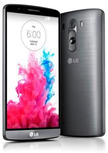 LG G3 Metallic Black