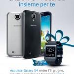 Samsung Galaxy S4 gratis Galaxy Gear 2 Neo maggio 2014 Samsung Exclusive