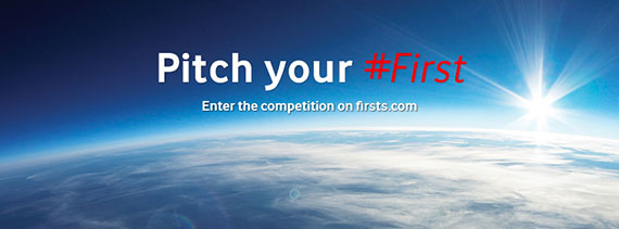 Vodafone Pitch Your #First