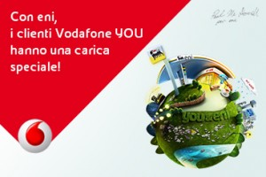 eni e Vodafone You