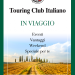 Touring in viaggio, l'App del Touring Club Italiano