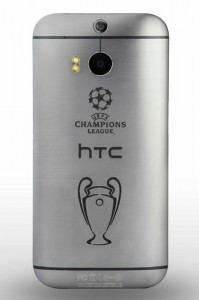 HTC One M8 Champions League 2014