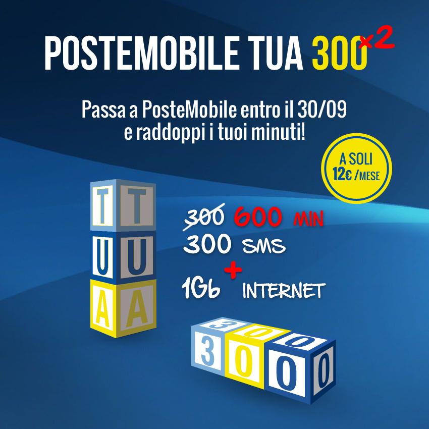 Poste Tua300x2