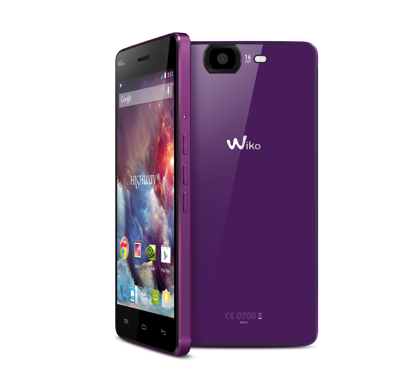 Wiko_HIGHWAY-4G_purple_compo1