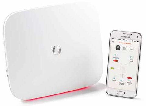 Vodafone Station Revolution e la fibra ottica a 300 Mbit